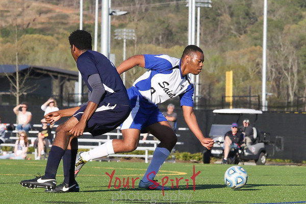 Soccer Game Day 7-12