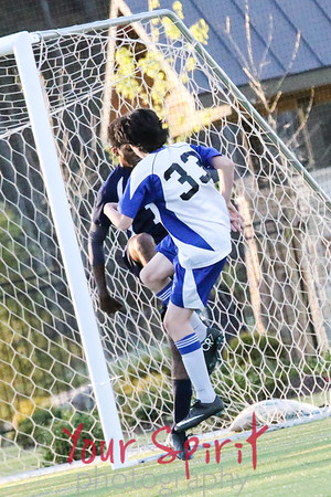 Soccer Game Day 12-4