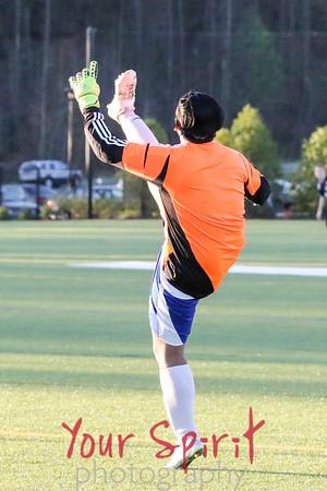 Soccer Game Day 10-18