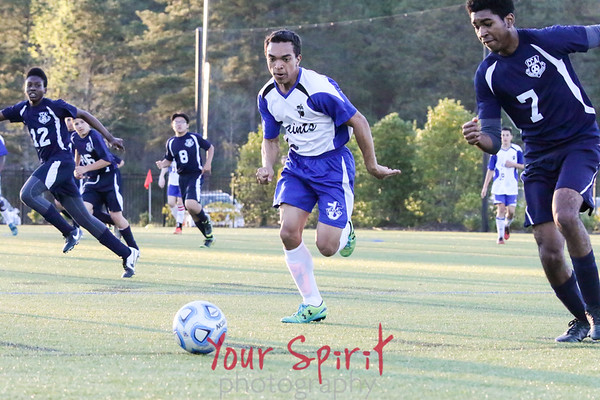 Soccer Game Day 12-8