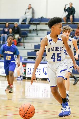 Junior Raiders 14-5