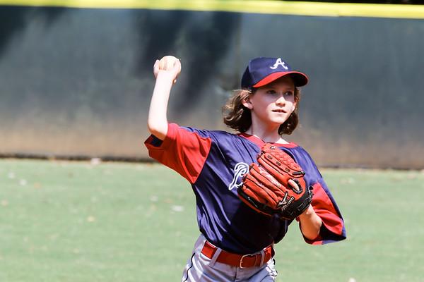 2019 Fall Roswell Baseball 34-7
