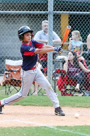 2019 Fall Roswell Baseball 18-2