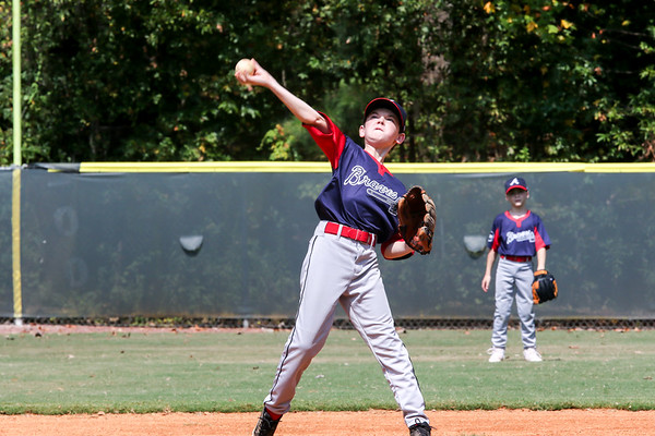 2019 Fall Roswell Baseball 40-8