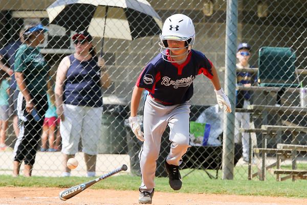 2019 Fall Roswell Baseball 38-10
