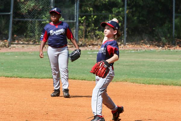 2019 Fall Roswell Baseball 37-11