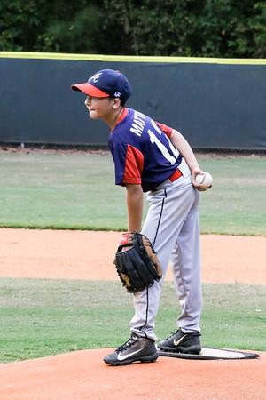 2019 Fall Roswell Baseball 5-2