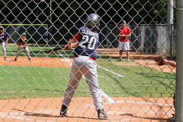 2019 Fall Roswell Baseball 45-14