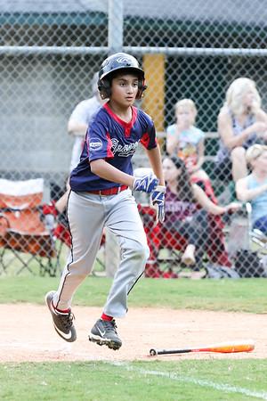 2019 Fall Roswell Baseball 18-4