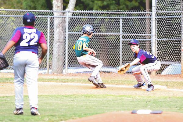 2019 Fall Roswell Baseball 16-6