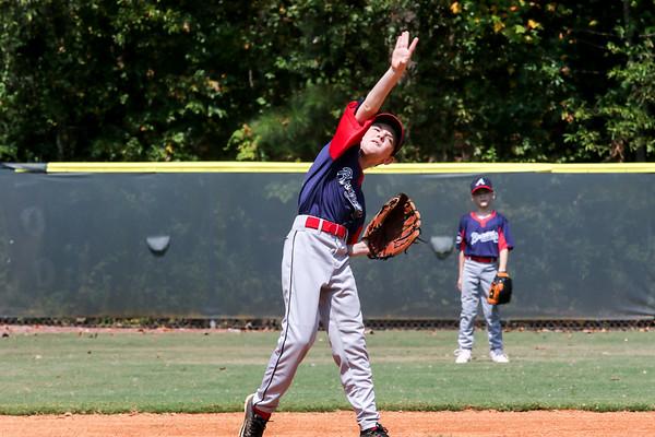 2019 Fall Roswell Baseball 40-9