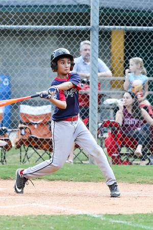 2019 Fall Roswell Baseball 18-1
