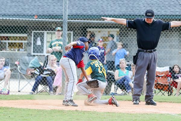 2019 Fall Roswell Baseball 24-9