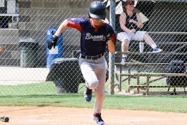 2019 Fall Roswell Baseball 45-24