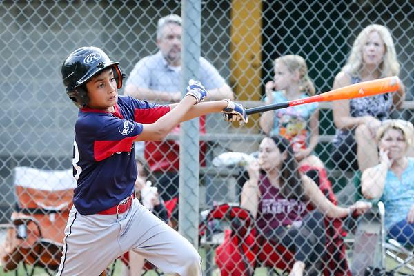 2019 Fall Roswell Baseball 18-3