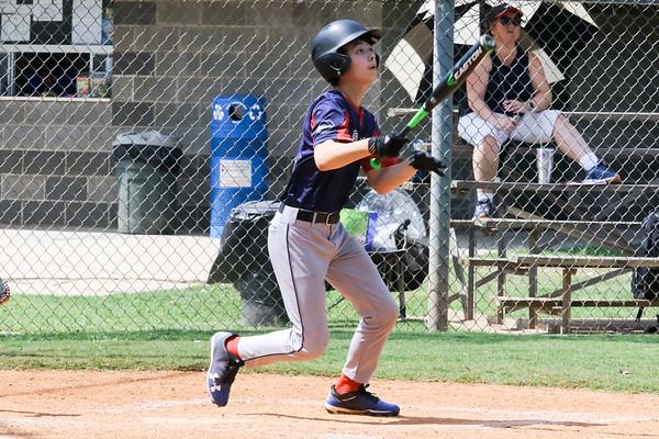 2019 Fall Roswell Baseball 45-22
