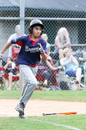 2019 Fall Roswell Baseball 18-6