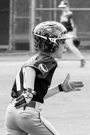 2019 Fall Roswell Baseball 7-5