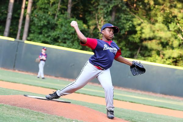 2019 Fall Roswell Baseball 13-5