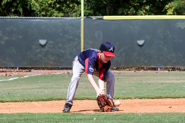 2019 Fall Roswell Baseball 40-3