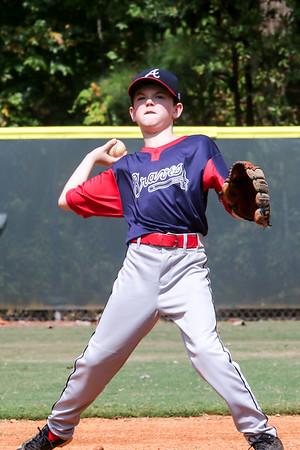 2019 Fall Roswell Baseball 40-7