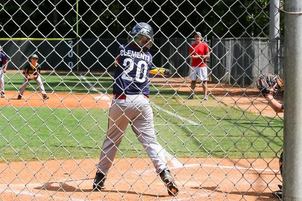 2019 Fall Roswell Baseball 45-13