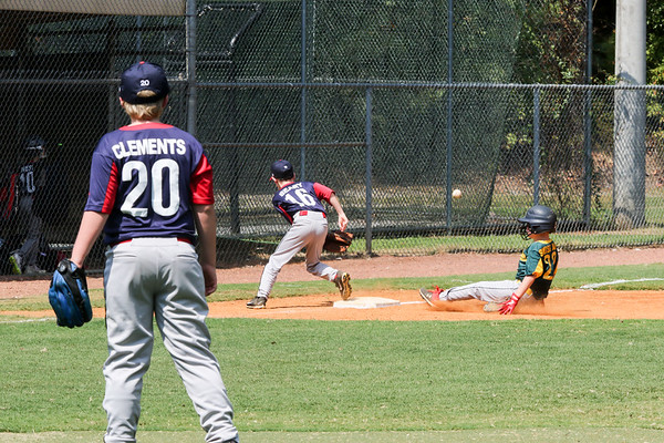 2019 Fall Roswell Baseball 36-5