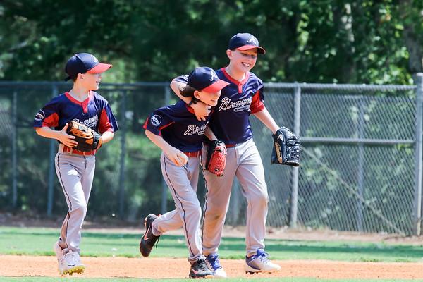 2019 Fall Roswell Baseball 43-8