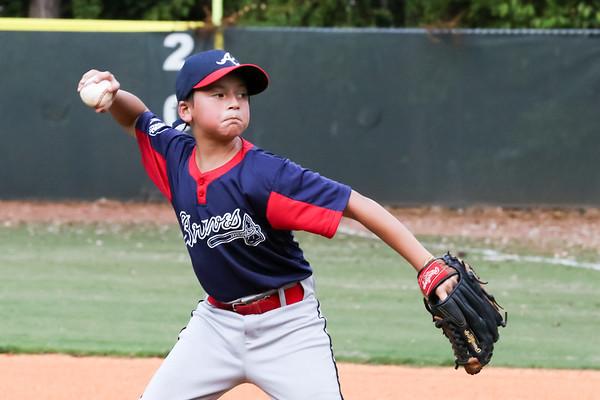 2019 Fall Roswell Baseball 6-8