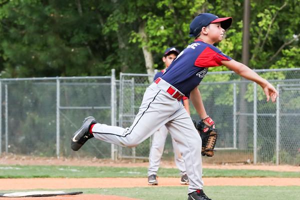 2019 Fall Roswell Baseball 6-7