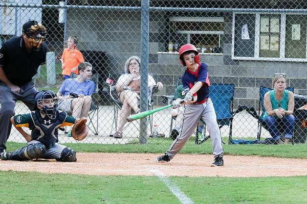 2019 Fall Roswell Baseball 7-1