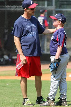 2019 Fall Roswell Baseball 35-8