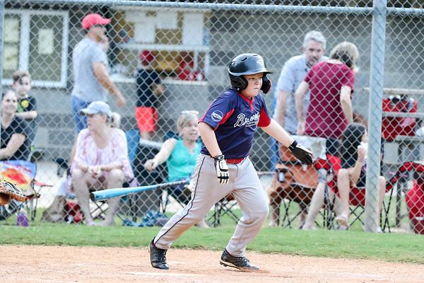 2019 Fall Roswell Baseball 17-8