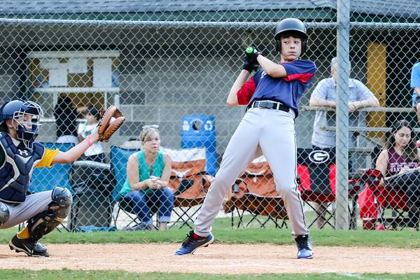 2019 Fall Roswell Baseball 4-2