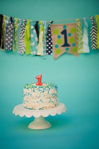 1-year Cake Smash