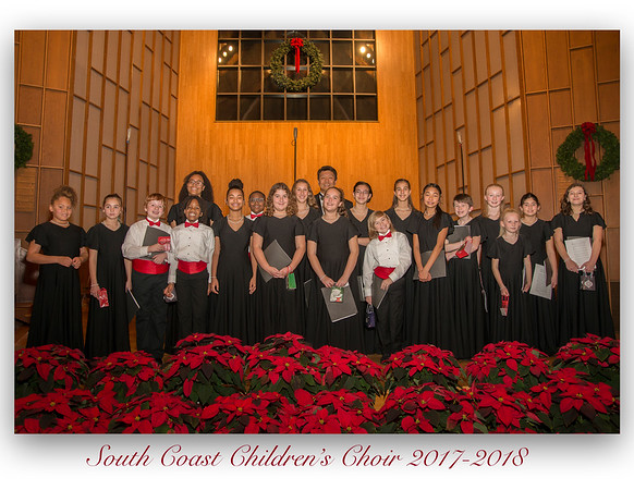 South Coast Childrens Choir