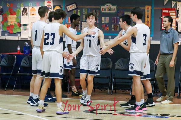 Varsity Boys 2-26