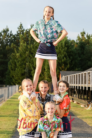 MS Cheer