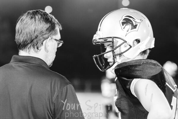 Varsity Football 12-1