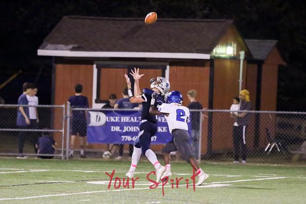 Varsity Football 30-4