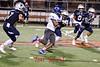 Varsity Football 25-25