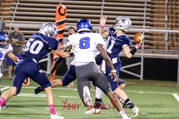 Varsity Football 7-13