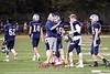 Varsity Football 9-8
