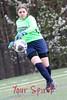 JV Girls Soccer 2-11
