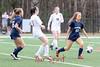 JV Girls Soccer 2-4