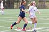 JV Girls Soccer 2-5