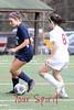 JV Girls Soccer 2-6