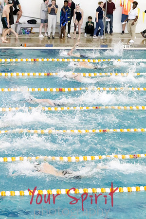HS Swimming 15-9