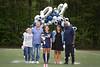 Soccer Senior Night Families 4-4