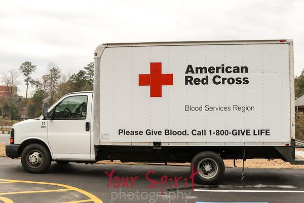 HOSA Blood Drive-7